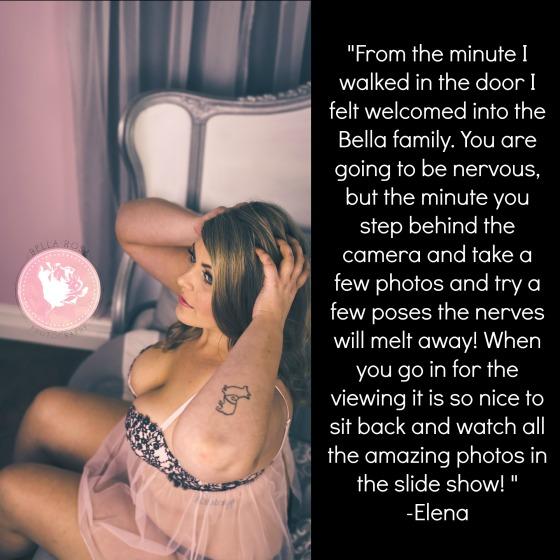 Elena Testimonial