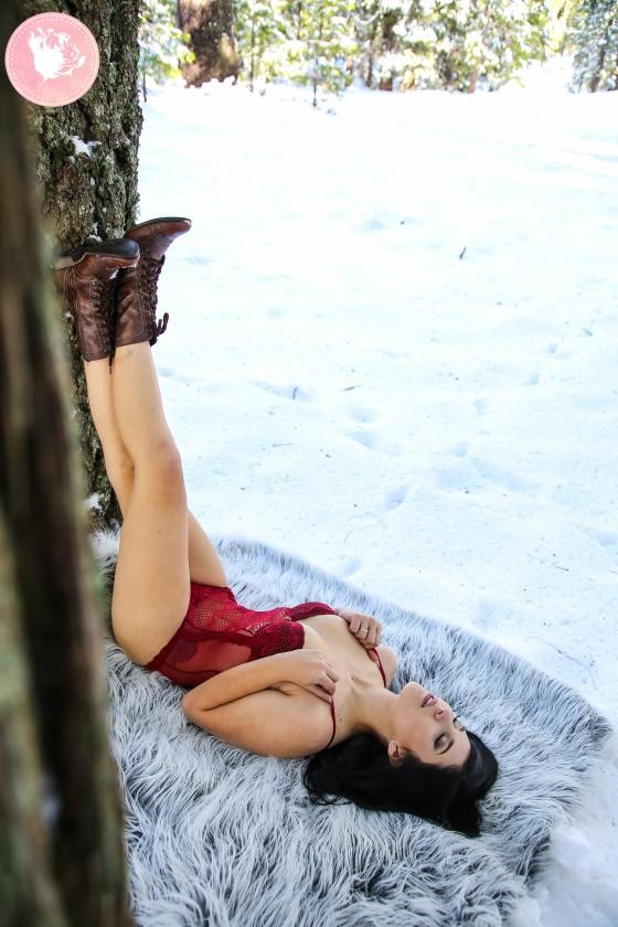 snow-shoot